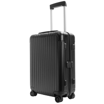 Rimowa ESSENTIAL Cabin S 20吋登機箱(霧黑)
