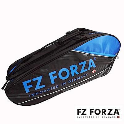 FZ FORZA Ghost 專業羽球裝備袋 6支裝 藍/黑