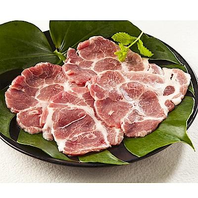 統一生機 豬梅花肉片(200g)