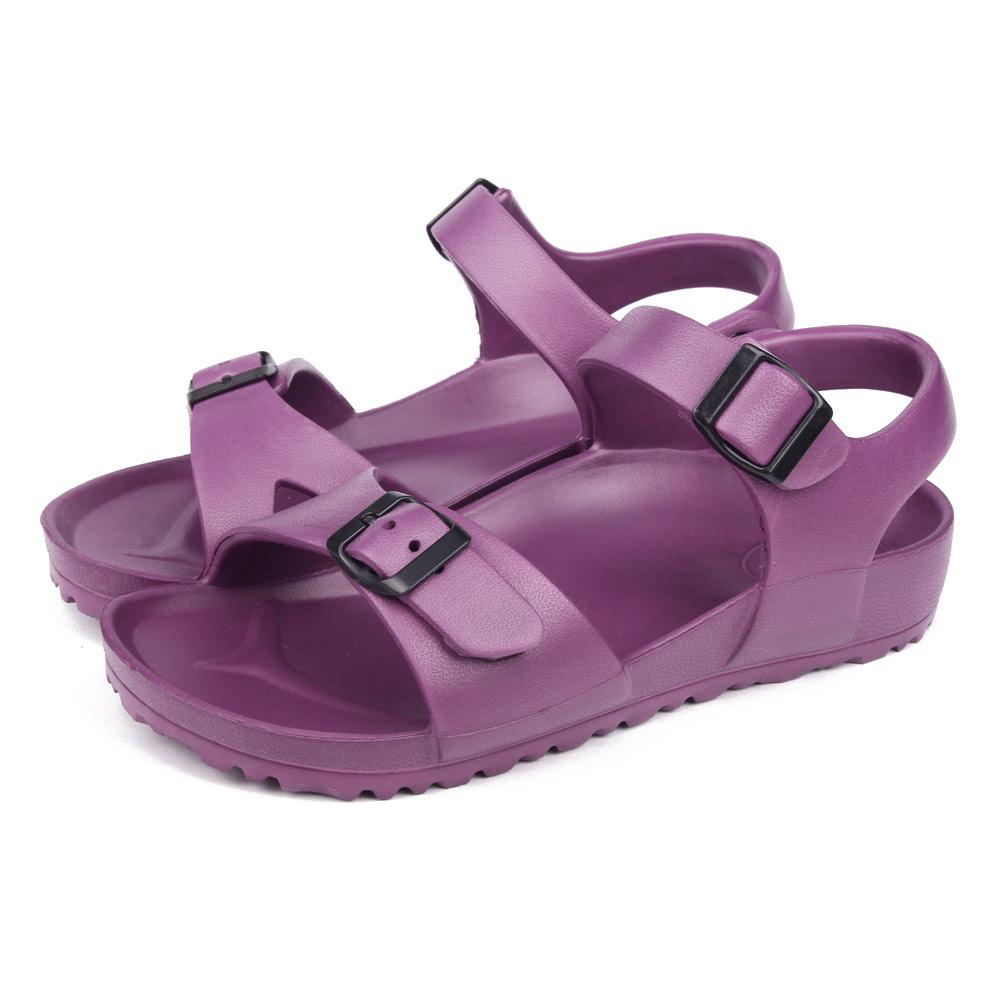 TTSNAP涼鞋-MIT輕量休閒舒適涼鞋 紫