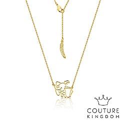 Disney Jewellery by Couture Kingdom 小飛象鍍金項鍊