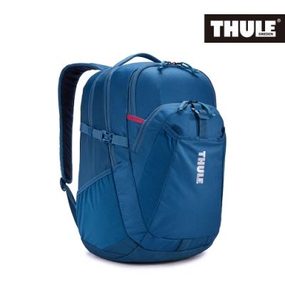 THULE-Campus 28L電腦後背包TCAM-5216-藍