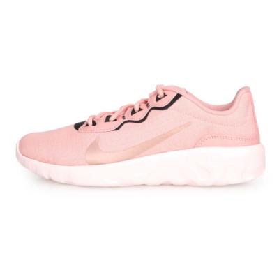 NIKE 女慢跑鞋 EXPLORE STRADA WNTR 淺粉玫瑰金