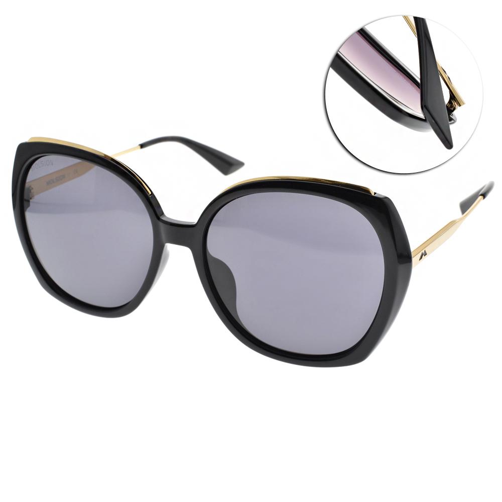 MOLSION太陽眼鏡 Angelababy代言/黑金#MS5016 A10