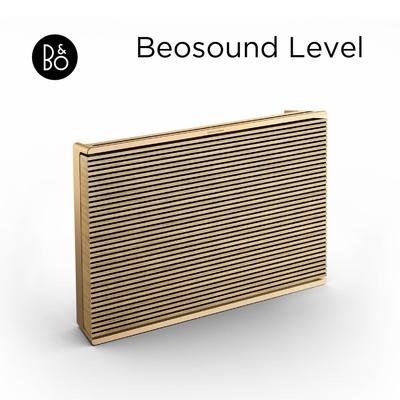 B&O Beosound Level 音響 香檳金
