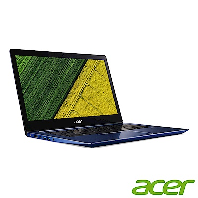 Acer SF314-54-55B0 14吋筆電(i5-8250U/256G/4G/藍/組