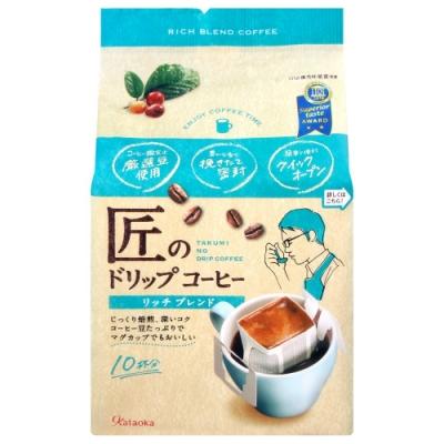 片岡物産 匠濾泡式咖啡-醇厚(90g)