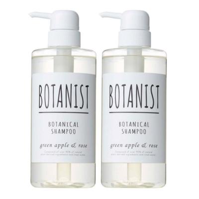 BOTANIST 植物性洗髮精-清爽順滑型(490mlx2入)