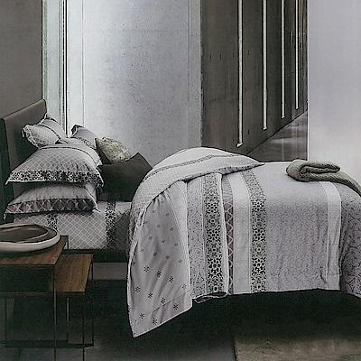 LAMINA 沉靜論調 天絲四件式兩用被套床包組(雙人)