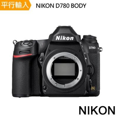 【快】Nikon 尼康 D780 BODY單機身*(中文平輸)
