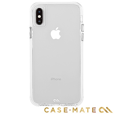 美國Case-Mate iPhone XS / X Tough Clear 防摔手機保護殼