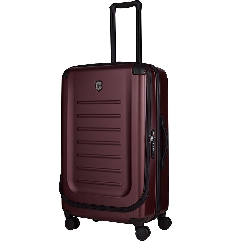 VICTORINOX 瑞士維氏Spectra 2.0可擴充30吋硬殼行李箱-甜菜根紅