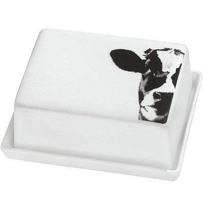 《RADER》奶油盤(哞哞乳牛)
