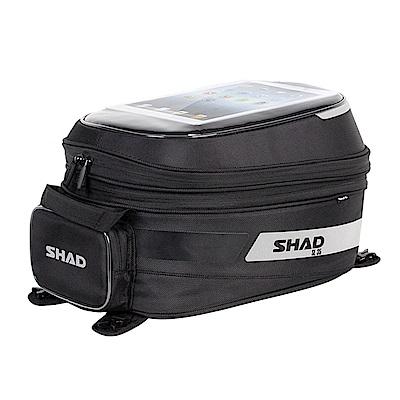 SHAD SL35B 可擴式油箱包(安全帽)-防水.休旅.背包.馬鞍包 包款系列