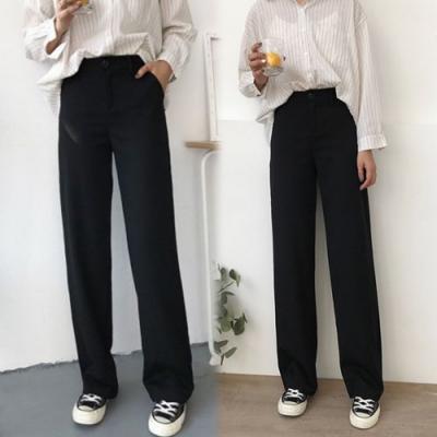 【韓國K.W.】(預購)閃耀夏日寬鬆褲-1色