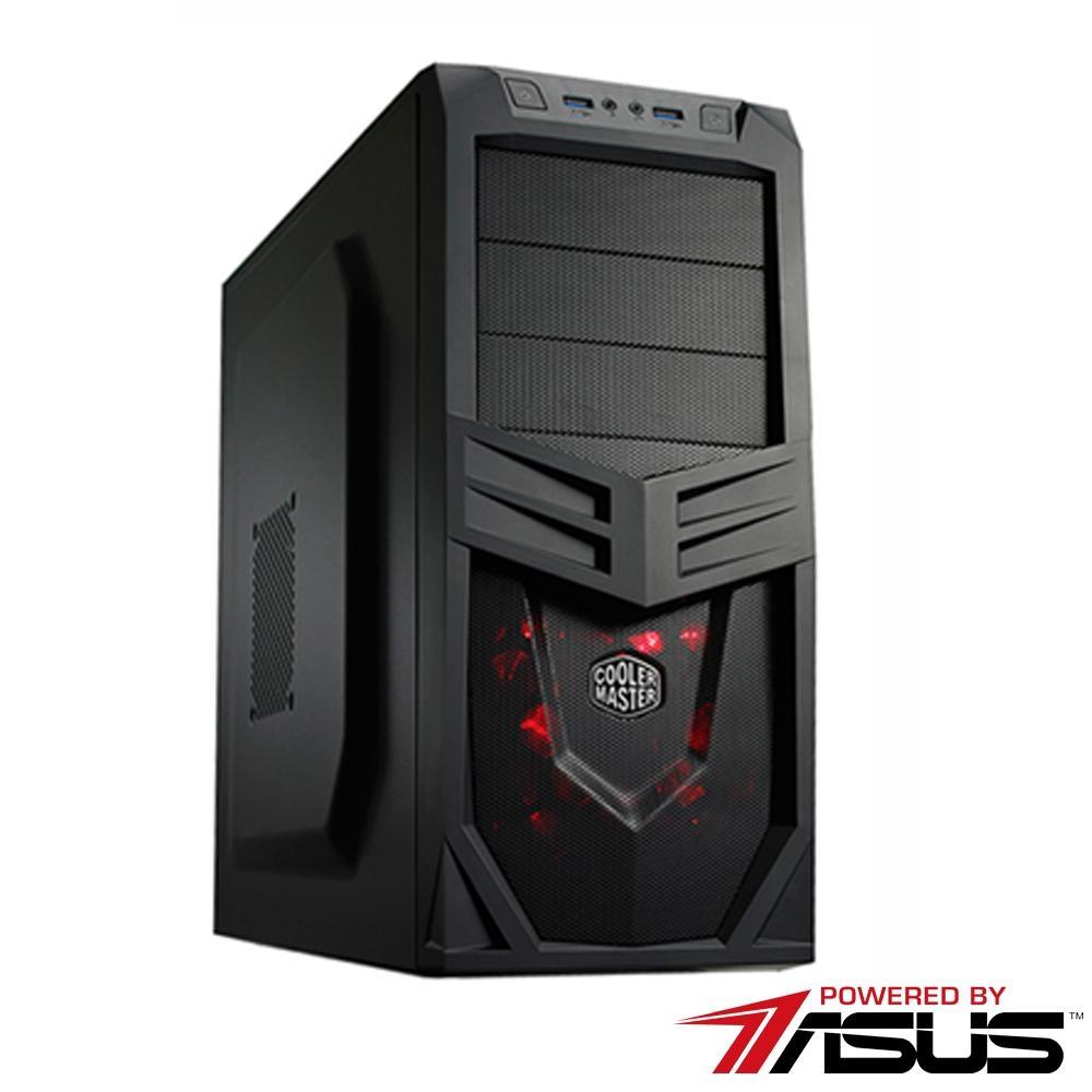 (無卡分期12期)華碩B450平台 [ 颶風使]R7八核RTX2060獨顯SSD電玩機