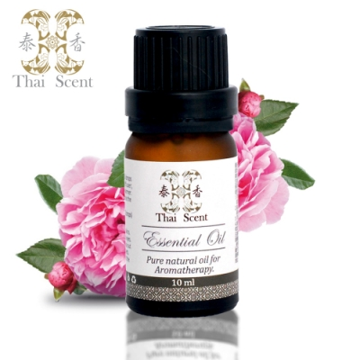 ThaiScent泰香  玫瑰5%單方精油 10ml