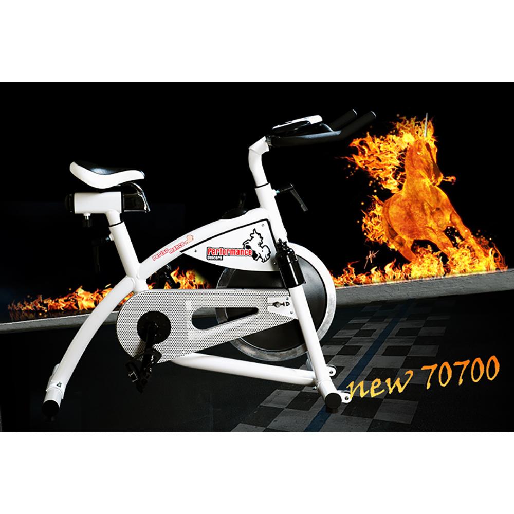 【 X-BIKE 晨昌】雙向獨角獸飛輪競賽車  台灣精品 NEW 70700 -白色