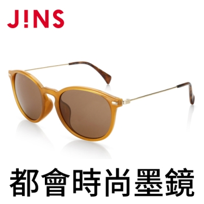 JINS 都會時尚墨鏡(特ALRF17S805)