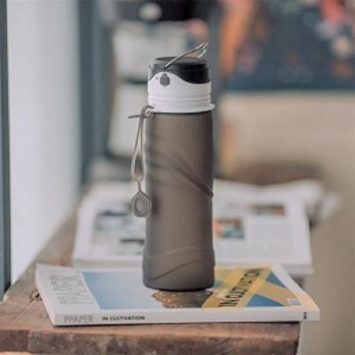 仁舟淨塑 捲捲矽光瓶750ml-夜空黑