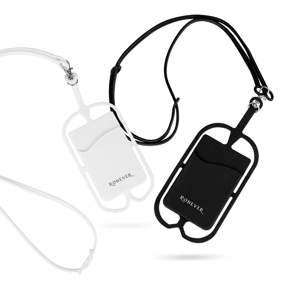 RONEVER PD017 手機矽膠頸掛繩