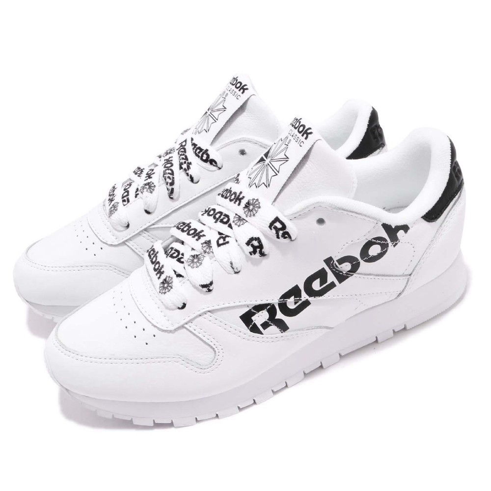 Reebok 休閒鞋 CL LTHR 女鞋