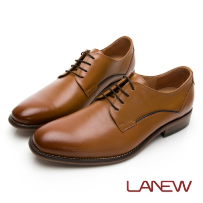 LA NEW 經典款 德比紳士鞋(男226033700)