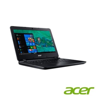 (時時樂)Acer A111-31-C8J2 11.6吋小筆電(N4020/4G/64G eMMC/Aspire 1/黑)