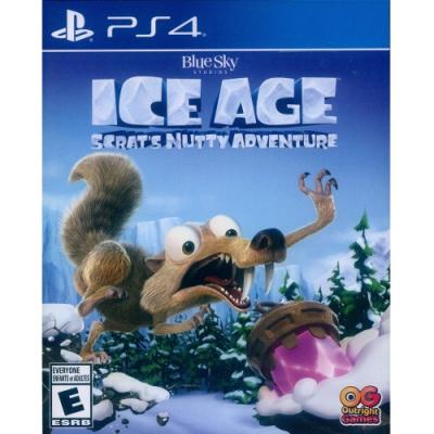 冰原歷險記:鼠奎特的堅果冒險 ICE AGE: Scrat s Nutty Adventure - PS4 中英文美版
