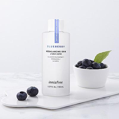 【Innisfree】藍莓PH5.5再平衡化妝水 150ml