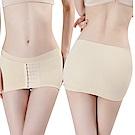塑身褲  塑身收二邊骨盆一片排扣調整塑身褲(S-3XL)