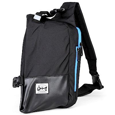 GMT挪威潮流品牌 休閒側背包 (兩色可選)