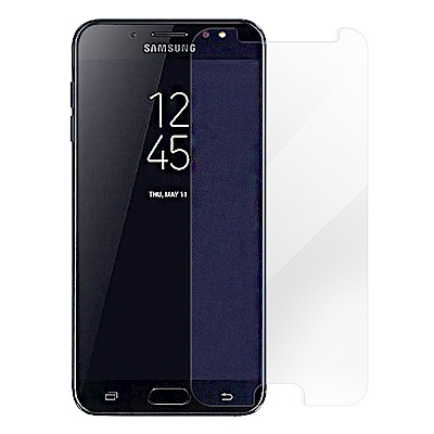 Metal-Slim Samsung Galaxy J7 Plus 9H鋼化玻璃保護貼 @ Y!購物