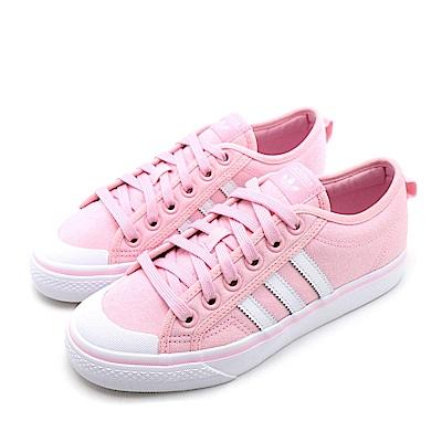 ADIDAS NIZZA W 女休閒鞋 CQ2539 粉紅