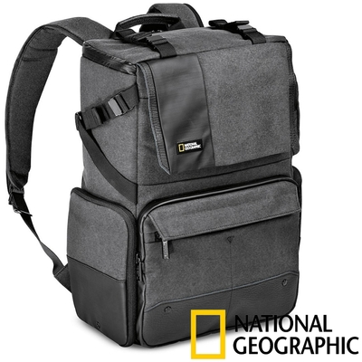 NATIONAL GEOGRAPHIC 國家地理 NG W5072 雙肩後背相機包 (公司貨) 空拍機包 筆電包 可容納70-200mm