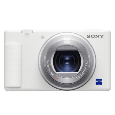 SONY DSC-ZV1 ( ZV-1 ) 數位相機-晨曦白(公司貨)
