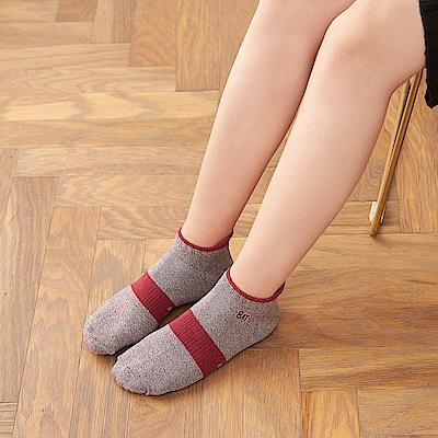 8:AT 運動短襪(花紗粉)