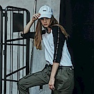 CACO-織帶款拉克蘭T-情侶款(兩色)-女-【RNC005】