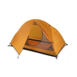 【LOTUS】雲尚 20D 矽膠布 單人雙層帳篷 鋁合金帳篷 單人帳篷 登山帳篷