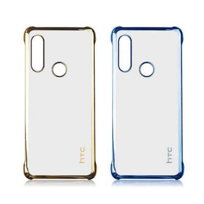 HTC Desire 19+ 原廠電鍍保護殼(台灣公司貨-盒裝)
