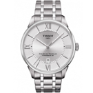 TISSOT 杜魯爾 80小時動力儲存機械腕錶(T0994071103800)42mm