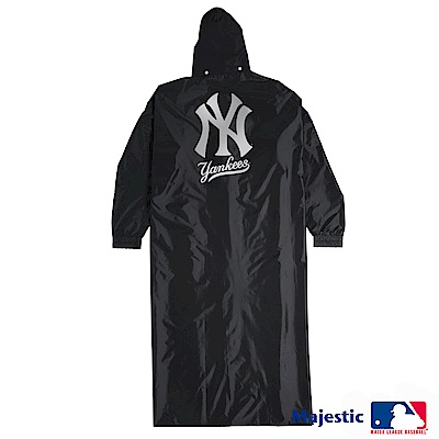 MLB - 美國職棒大聯盟前排開釦式雨衣-洋基隊