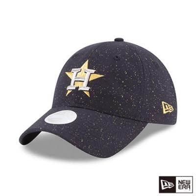 NEW ERA 9TWENTY 920 世界大賽冠軍 001 休士頓太空人 藍 棒球帽