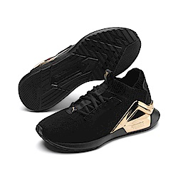 PUMA-Rogue Metallic Wn s女性慢跑鞋-黑色