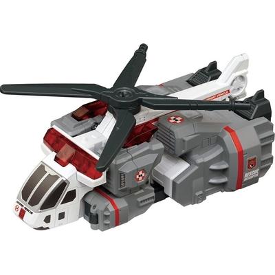 【TAKARA TOMY】Drive Head 緊急救援隊 變形機器人 直升機 RESCUE HELICOPTER