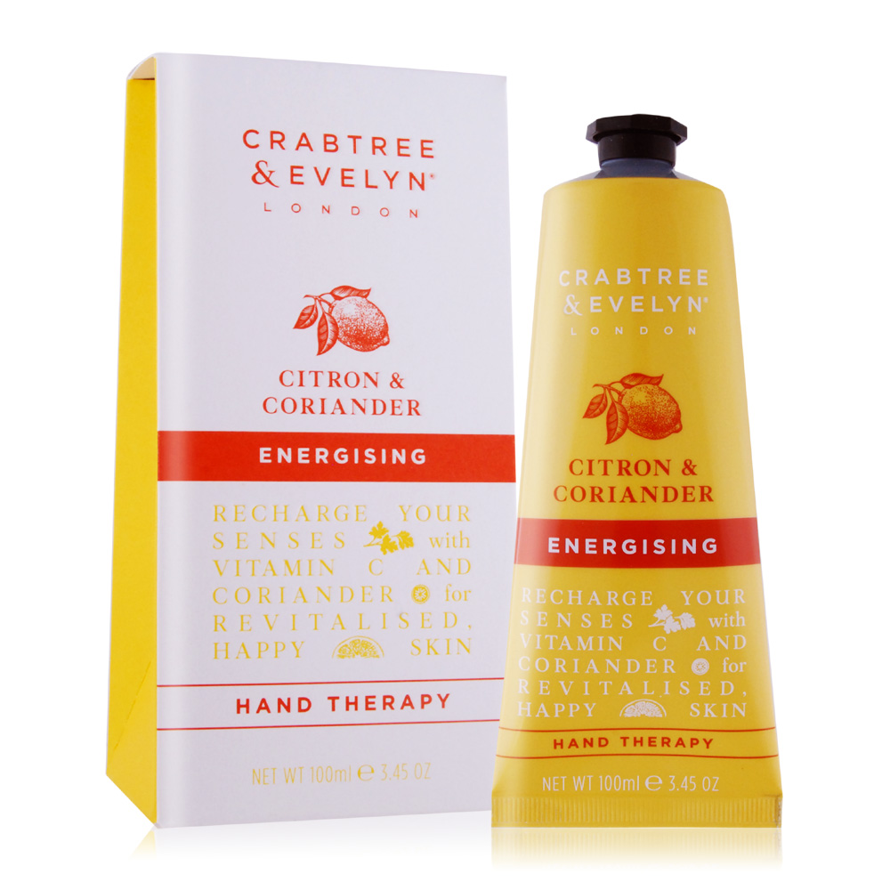 Crabtree & Evelyn 檸檬香菜籽護手護甲霜100ml