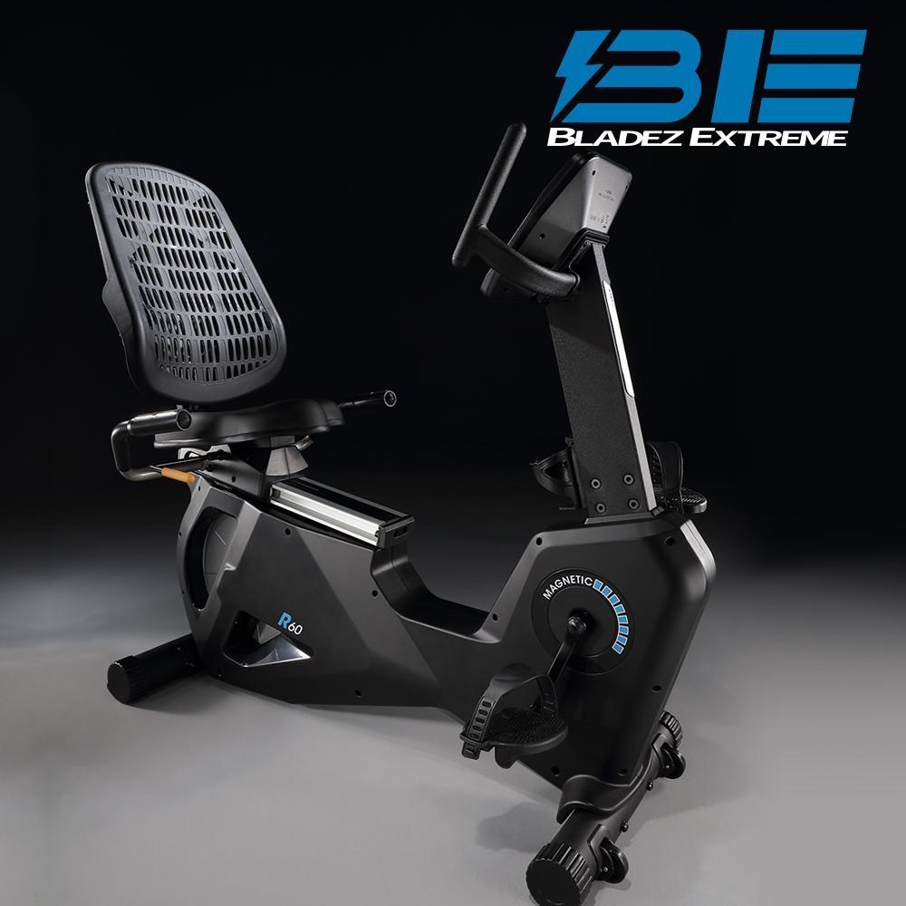 【BE】R60 程控飛輪斜躺式健身車