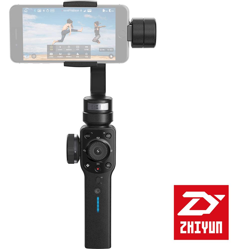 ZHIYUN 智雲 Smooth 4 手機三軸穩定器 (公司貨)