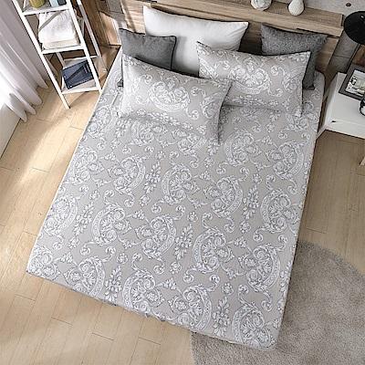 岱思夢 單人100%天絲床包枕套二件組 柏爾曼