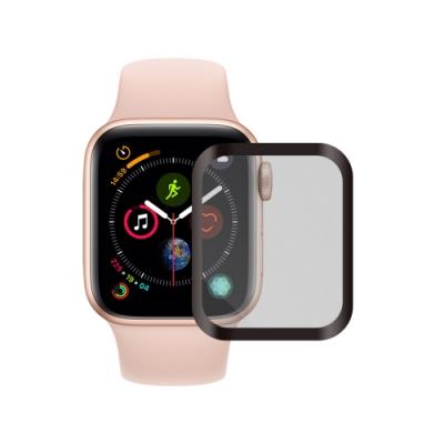 Metal-Slim Apple Watch Series 4 44mm 全膠滿版保護貼